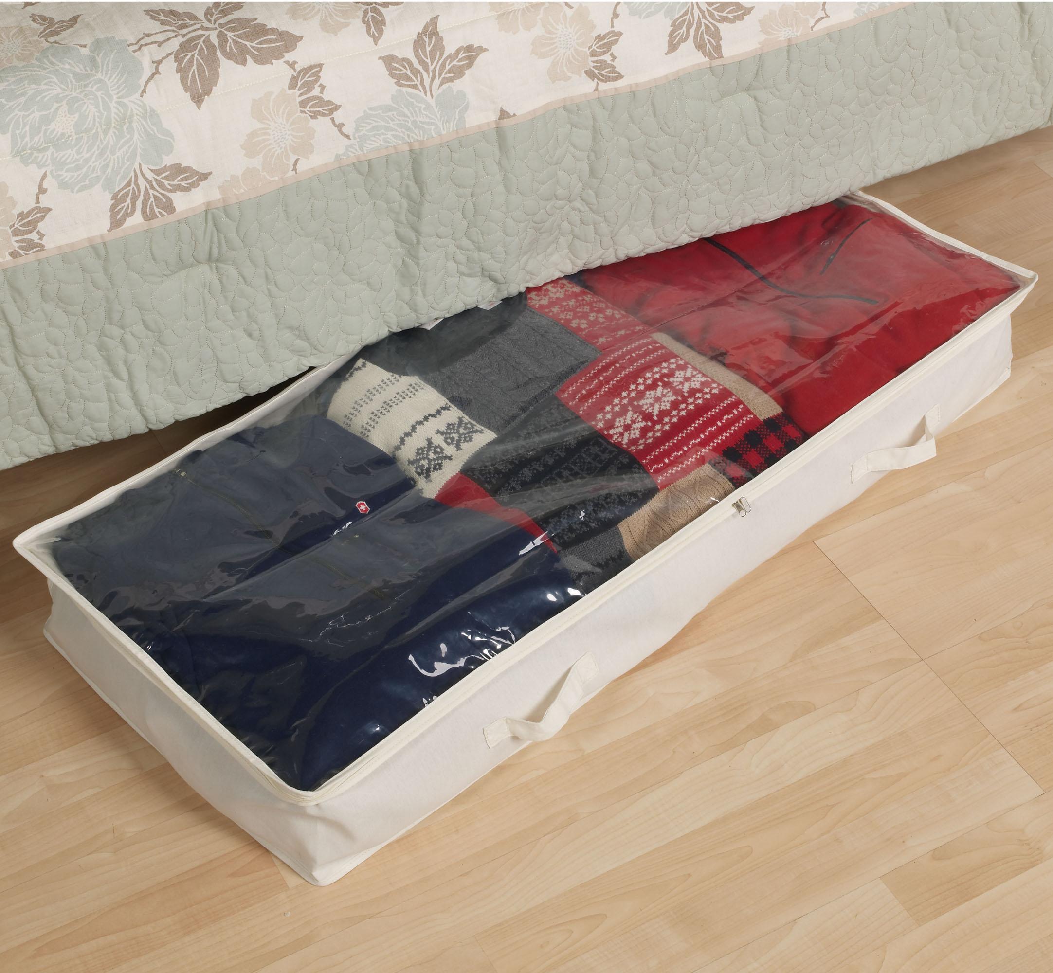Under Sängen Förvaring, Vit