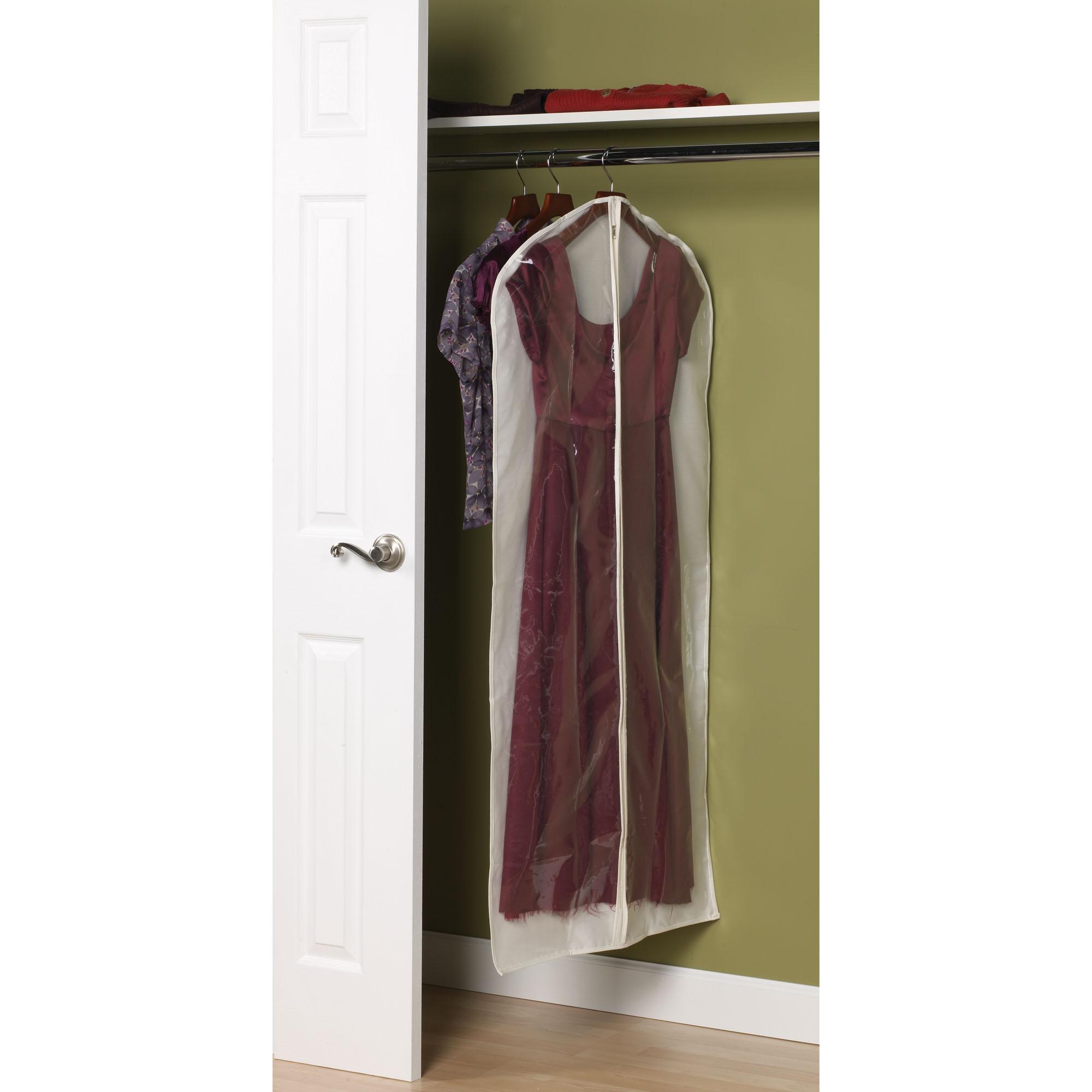Klädöverdrag till klänning