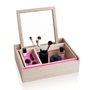 Balsabox - sminklåda