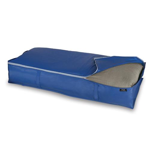 Under sängen förvaring mjuk Marinblå